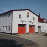 Stavební úpravy stávajícího objektu na hasičskou zbrojnici Dolní Dvořiště