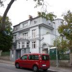 Stavební úpravy v 1.NP objektu k bydlení, Slunná 5627, Praha 6 - Střešovice